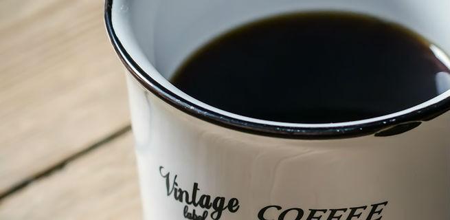 Kofeina podczas okresu