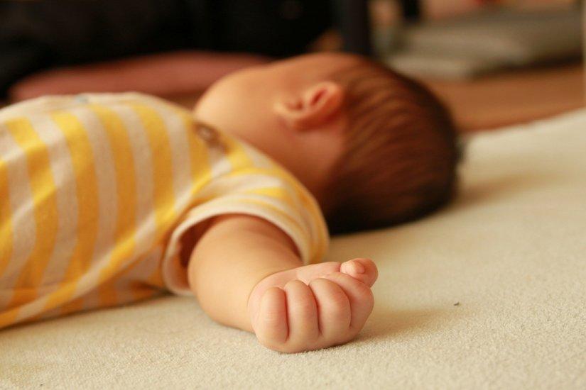 AZS - gdzie szukać zmian na skórze dziecka?