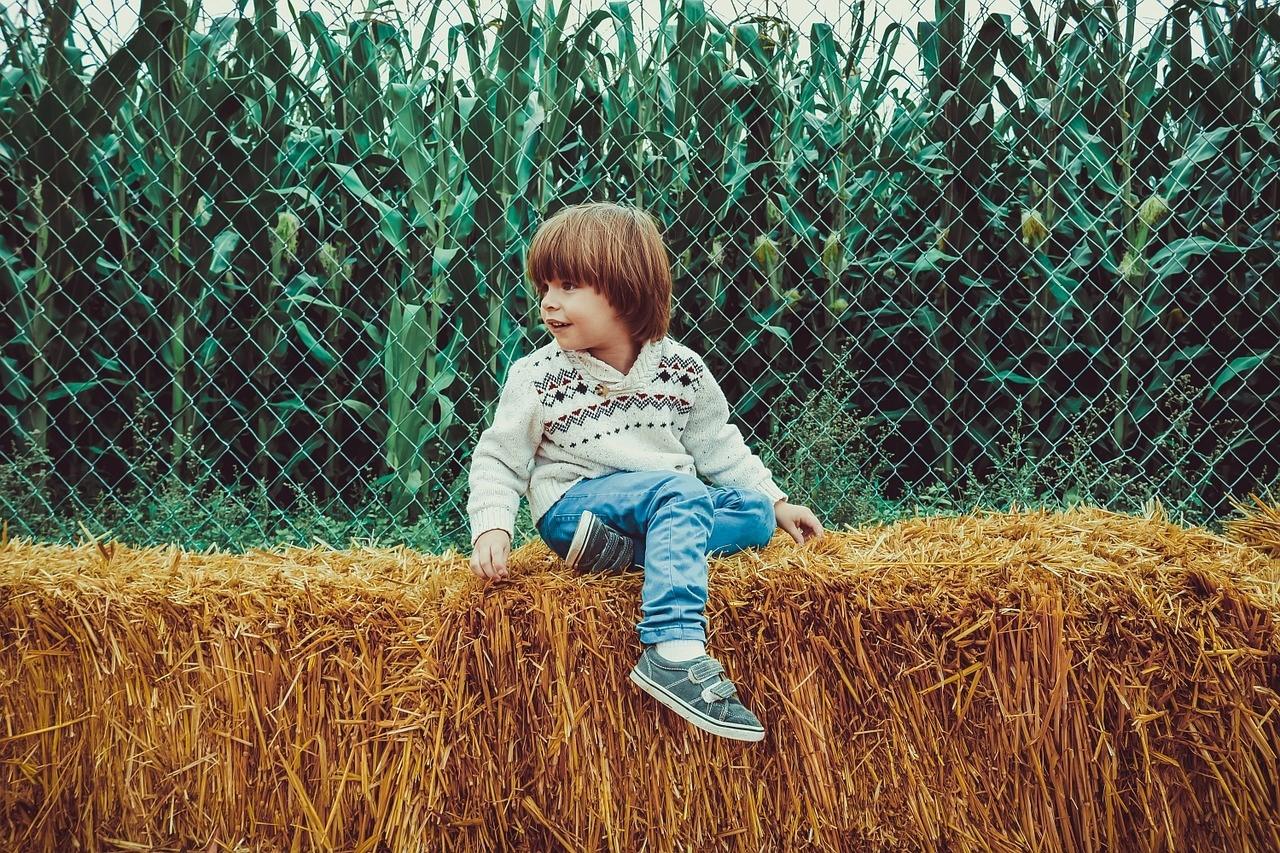 chłopiec nasianie