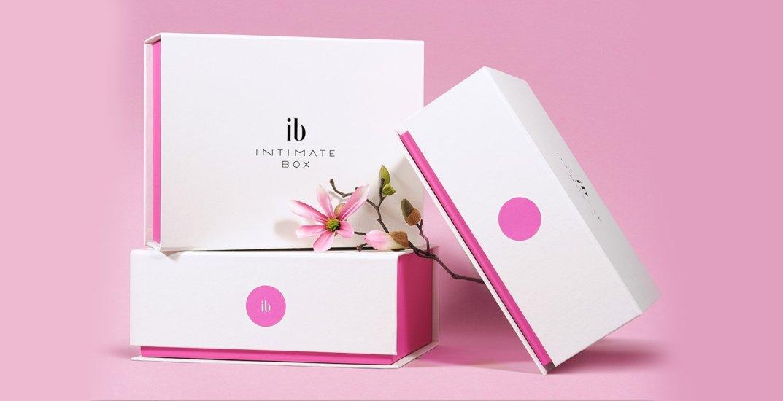 Pudełko z kosmetykami