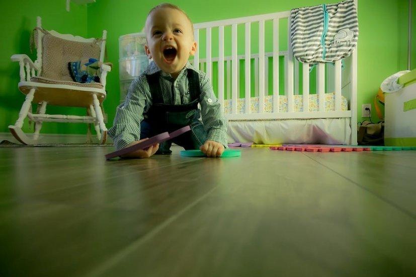 Dziecko podczas zabawy